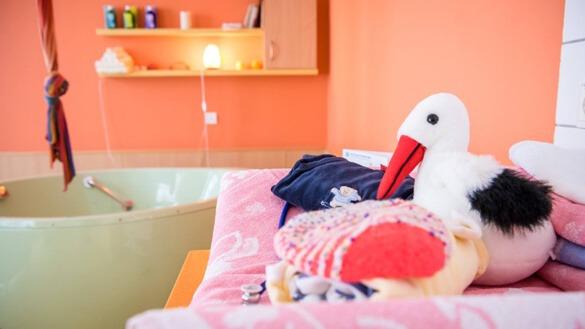 Schwangerschaftsbetreuung und die Geburt im Familienzentrum der Havelland Kliniken