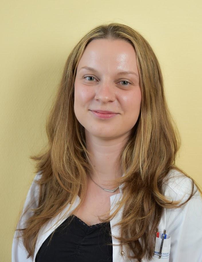 Assistenzaerztin Kathleen Winkel