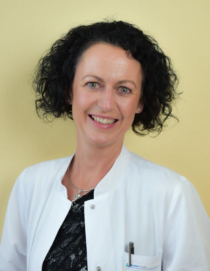 Chefaerztin Yvonne Schwarz